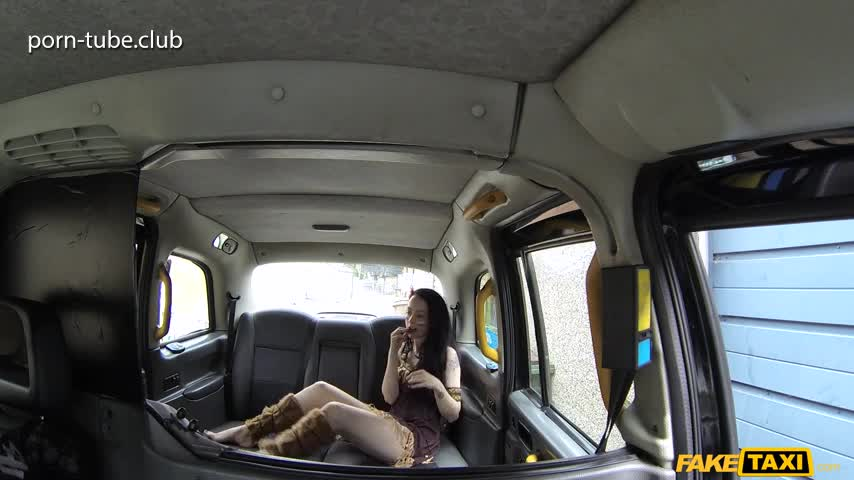 FakeTaxi - Alessa Savage - Costumed Fuck on the 4th of July