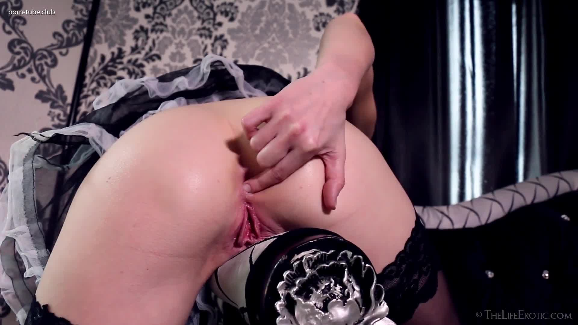 TheLifeErotic - Adelina White Black 2