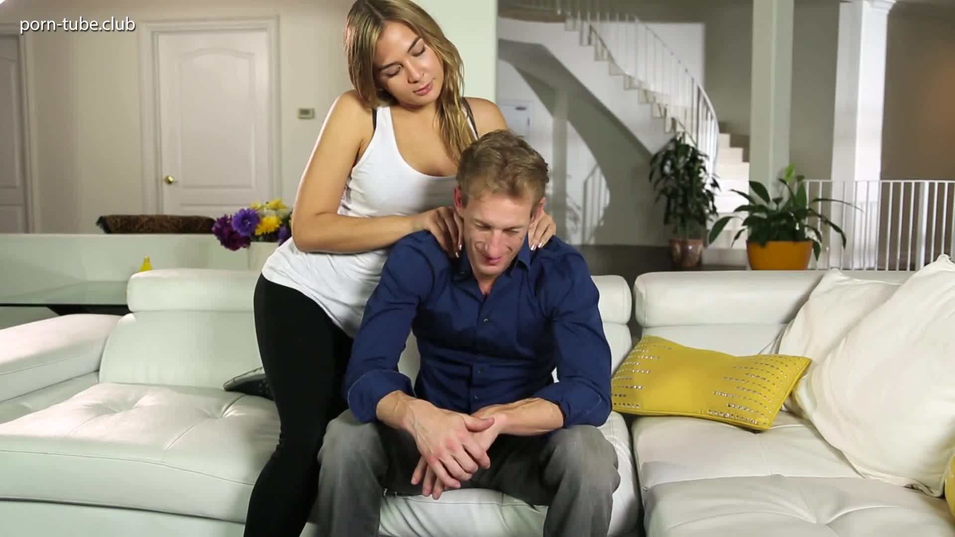 FantasyMassage 17.02.22 Blair Williams And Alix Lynx Honey It Started As A Footjob Part Two