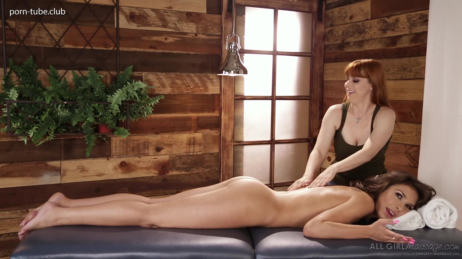 AllGirlMassage 17.06.05 Carmen Caliente And Penny Pax After Hours Massage
