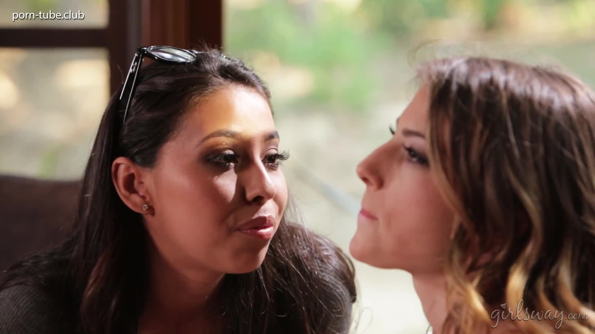 GirlsWay 17.10.01 Kristen Scott And Jasmine Summers Meant For Each Other Part Two
