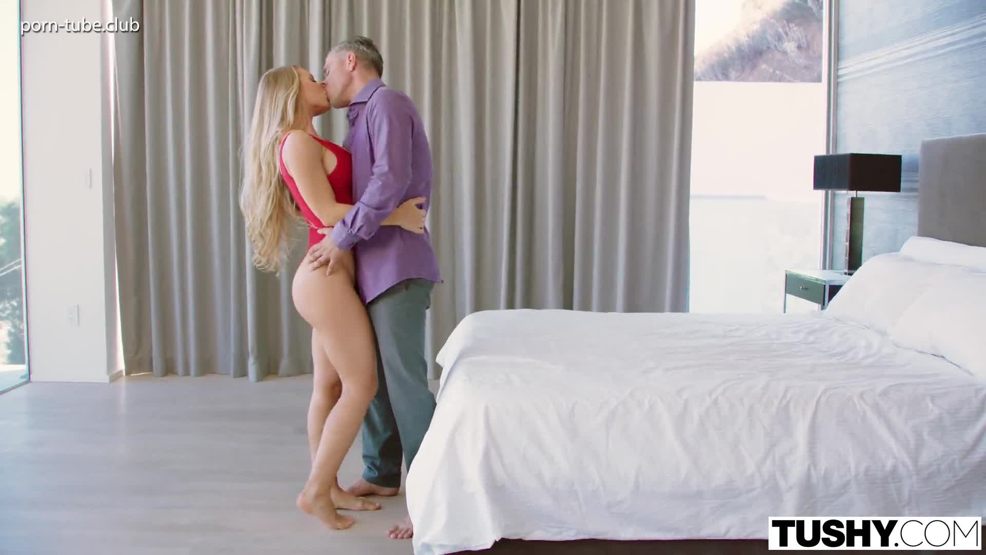 TUSHY 17.11.22 Nicole Aniston Anal On The First Date