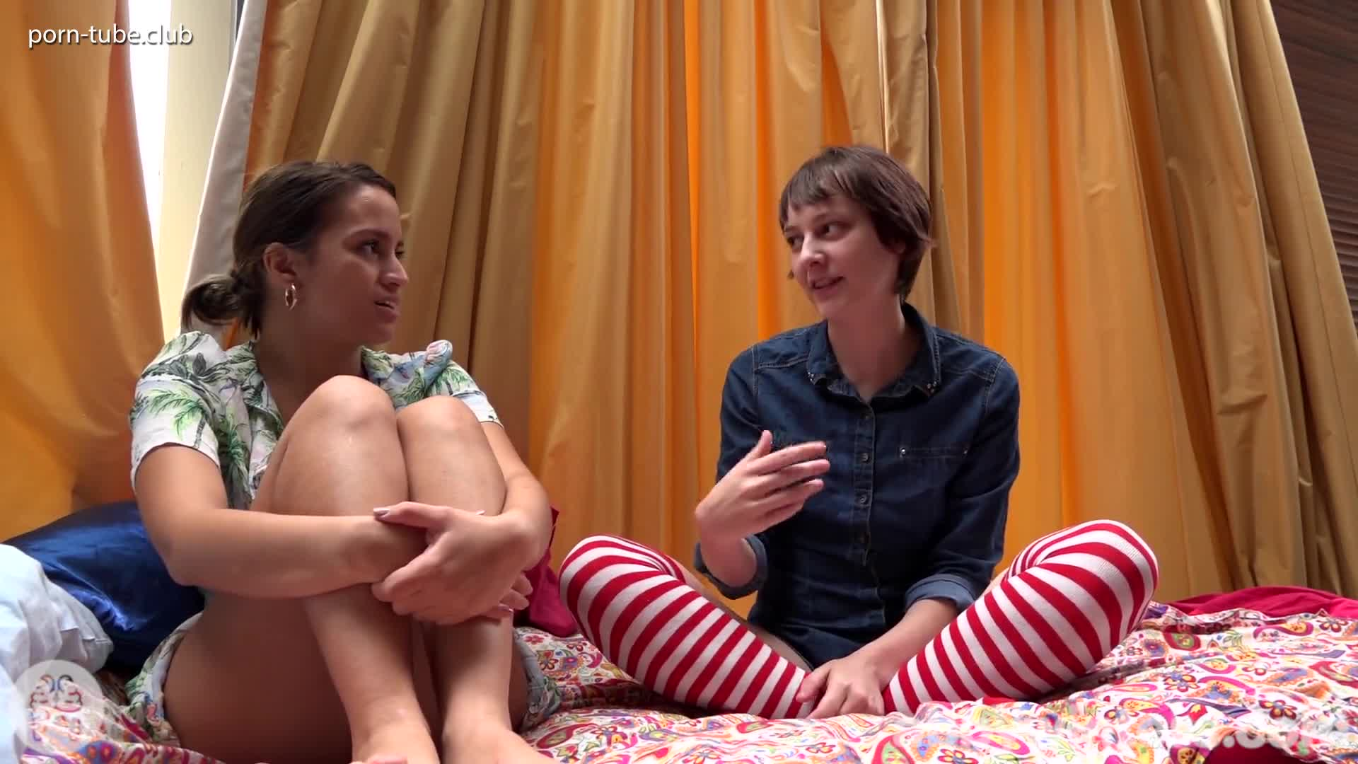 AbbyWinters 17.12.02 Bobbie And Luciana Lesbian