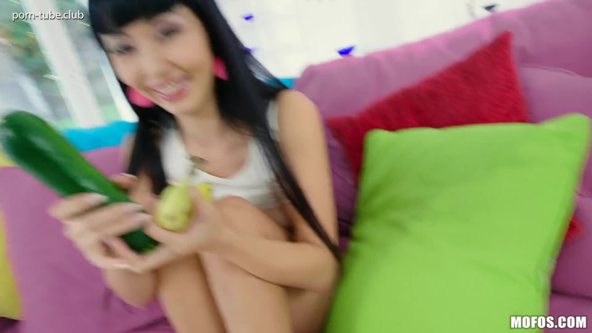 DontBreakMe 18.01.05 Marica Hase Tiny Asian Barely Fits On Dick