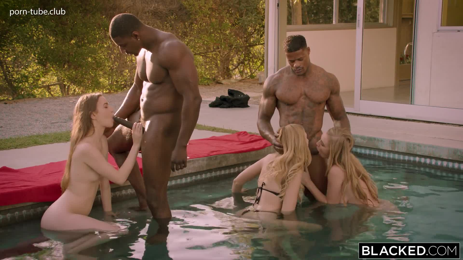 BLACKED 18.01.10 Kendra Sunderland Alexa Grace And Tali Dova
