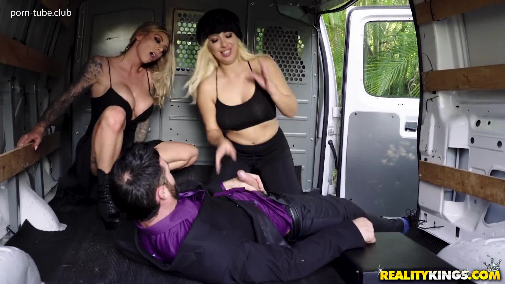 RKPrime 18.02.26 Kelly Paige And Karma RX Get In The Van