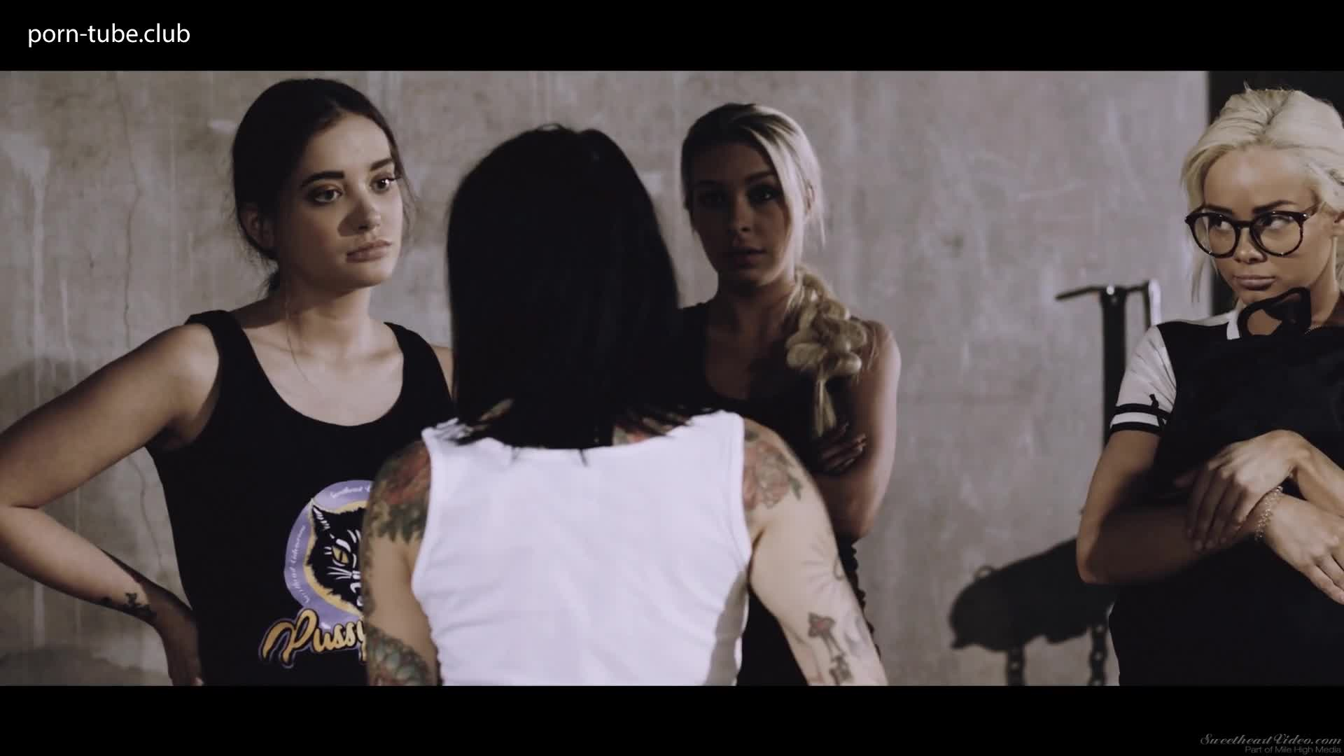 SweetheartVideo 18.09.19 Joanna Angel And Stoya Exs And Ohs