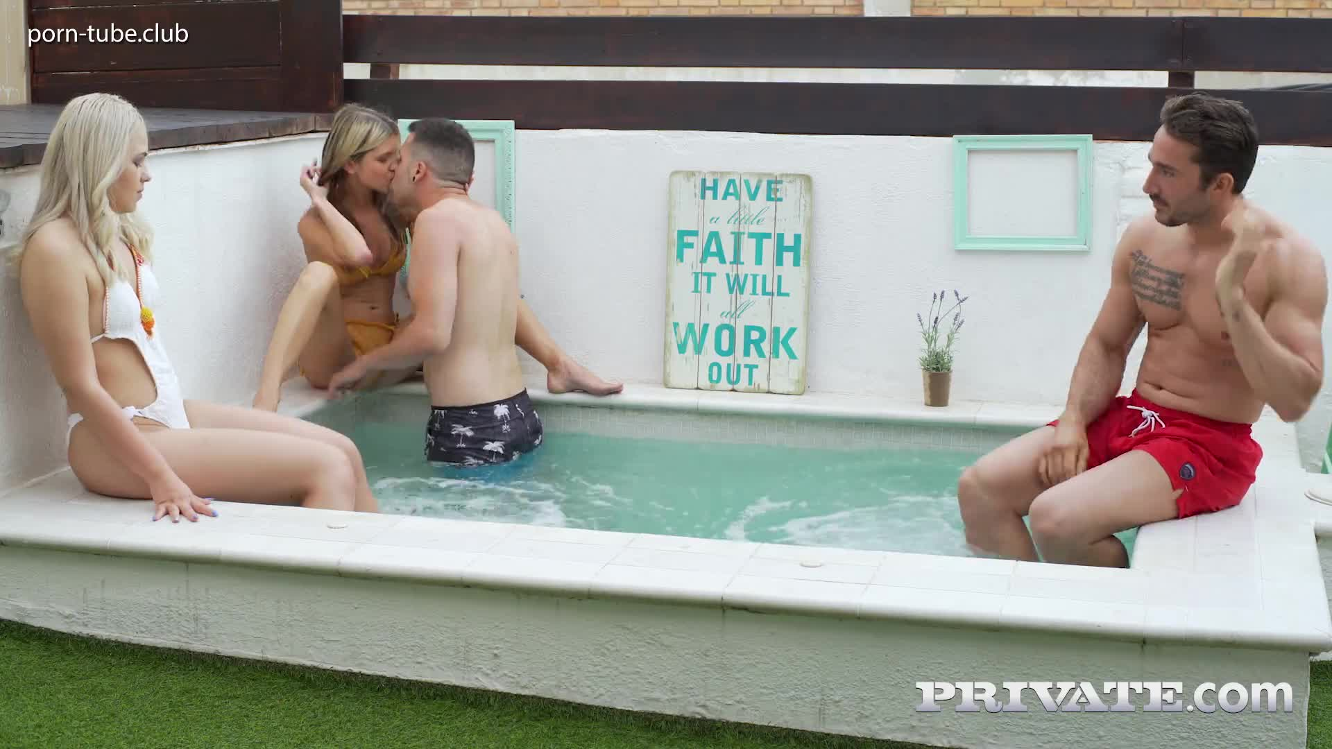 Private 18.09.21 Gina Gerson And Selvaggia Orgy With DP