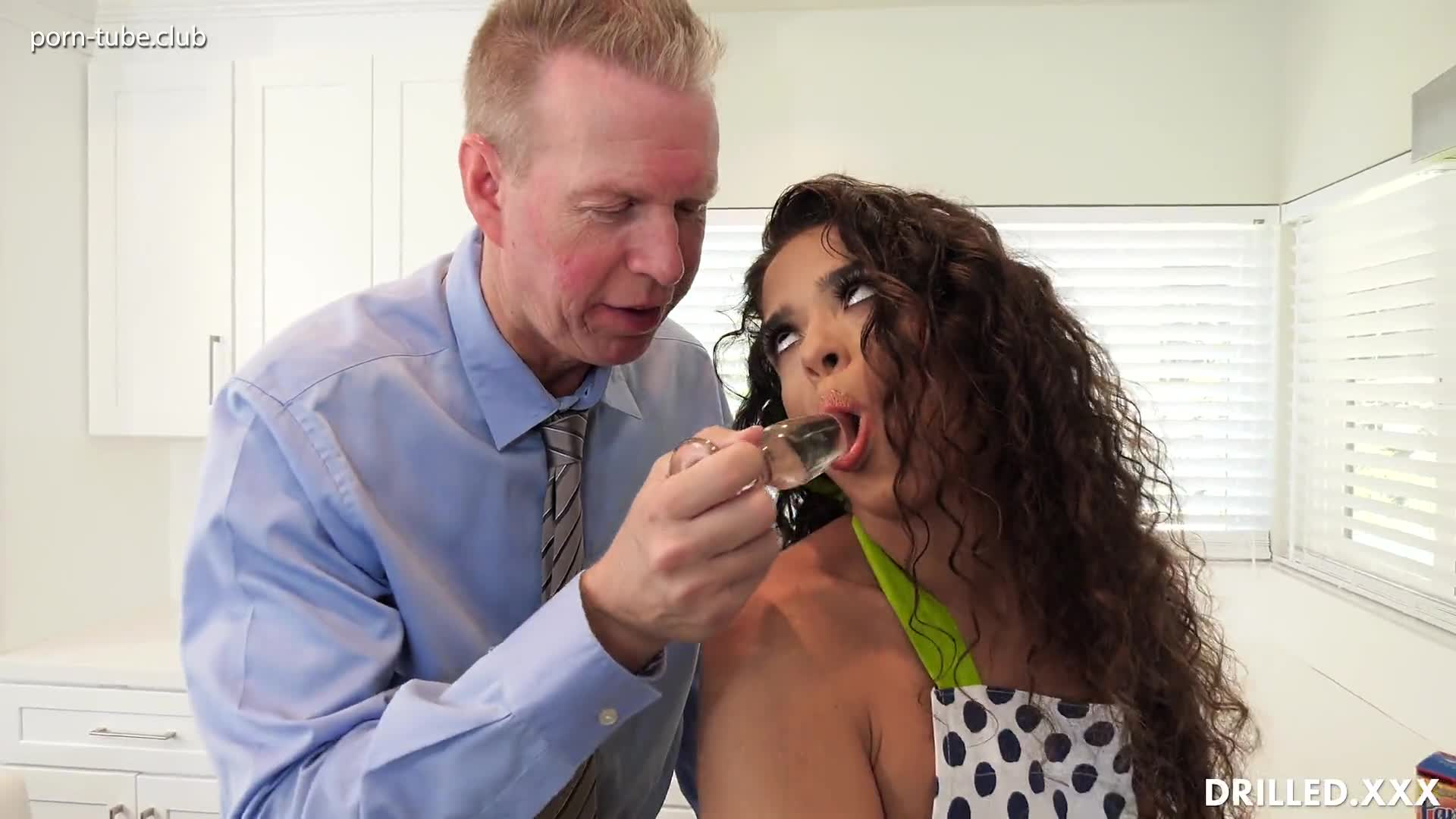 Drilled 18.11.12 Victoria Voxxx Best Part Of The Day Is That Cock In My Ass