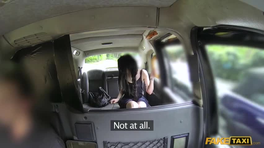 FakeTaxi - Alessa Savage Filthy tattooed British cock swallower loves fucking taxi drivers