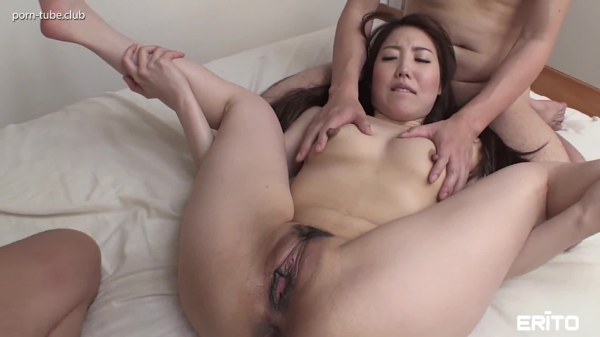 ERITO 19.08.23 Asian Anal Rinas Man Begs for DP Threesome Japanese
