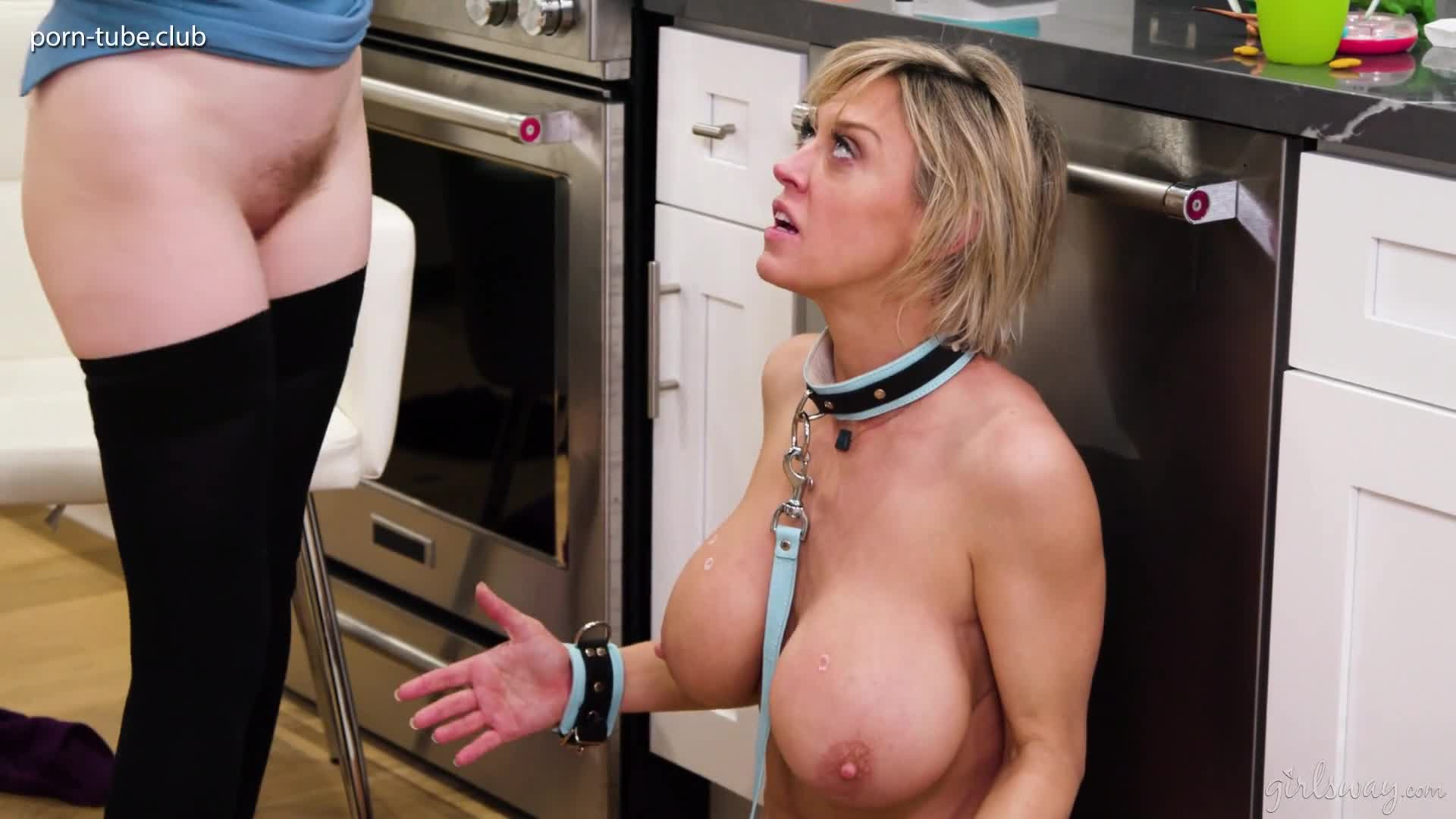 GirlsWay 20.06.26 Dee Williams And Bunny Colby No-Nonsense Nanny