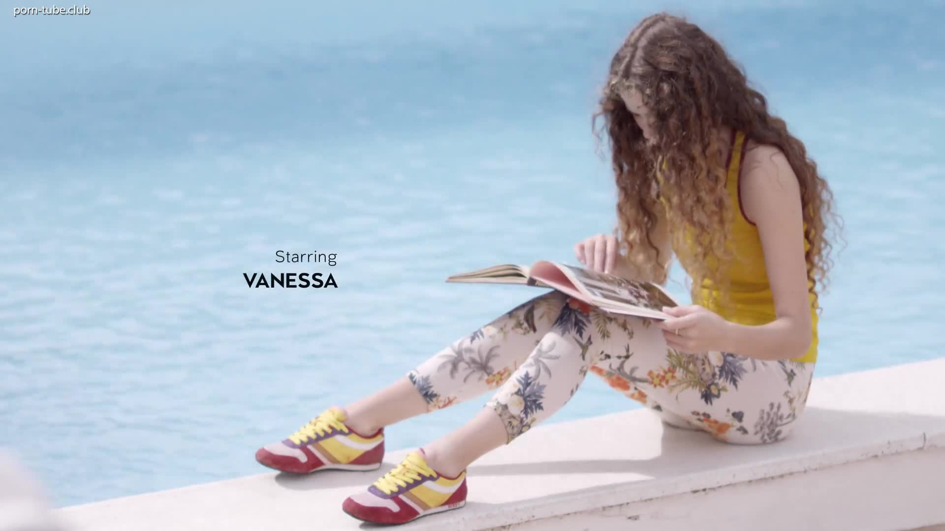 WowGirls - Vanessa Drop Your Load Here